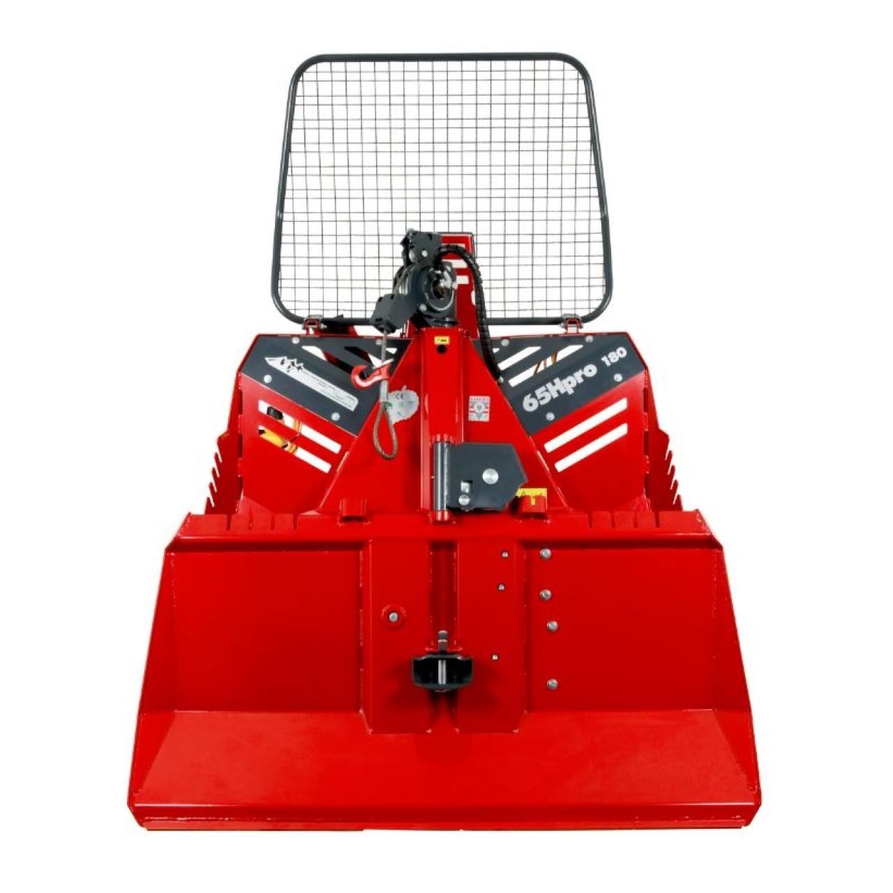 Forst-Seilwinde Titanium 65 H - 180 HS
