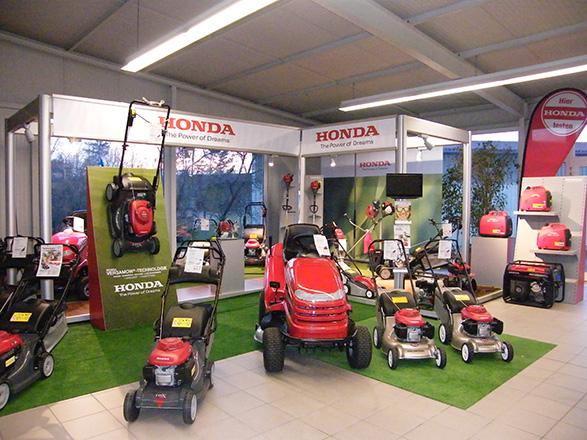 Motorgeräte Steib / Fachmarkt für Garten, Forst und Fahrräder