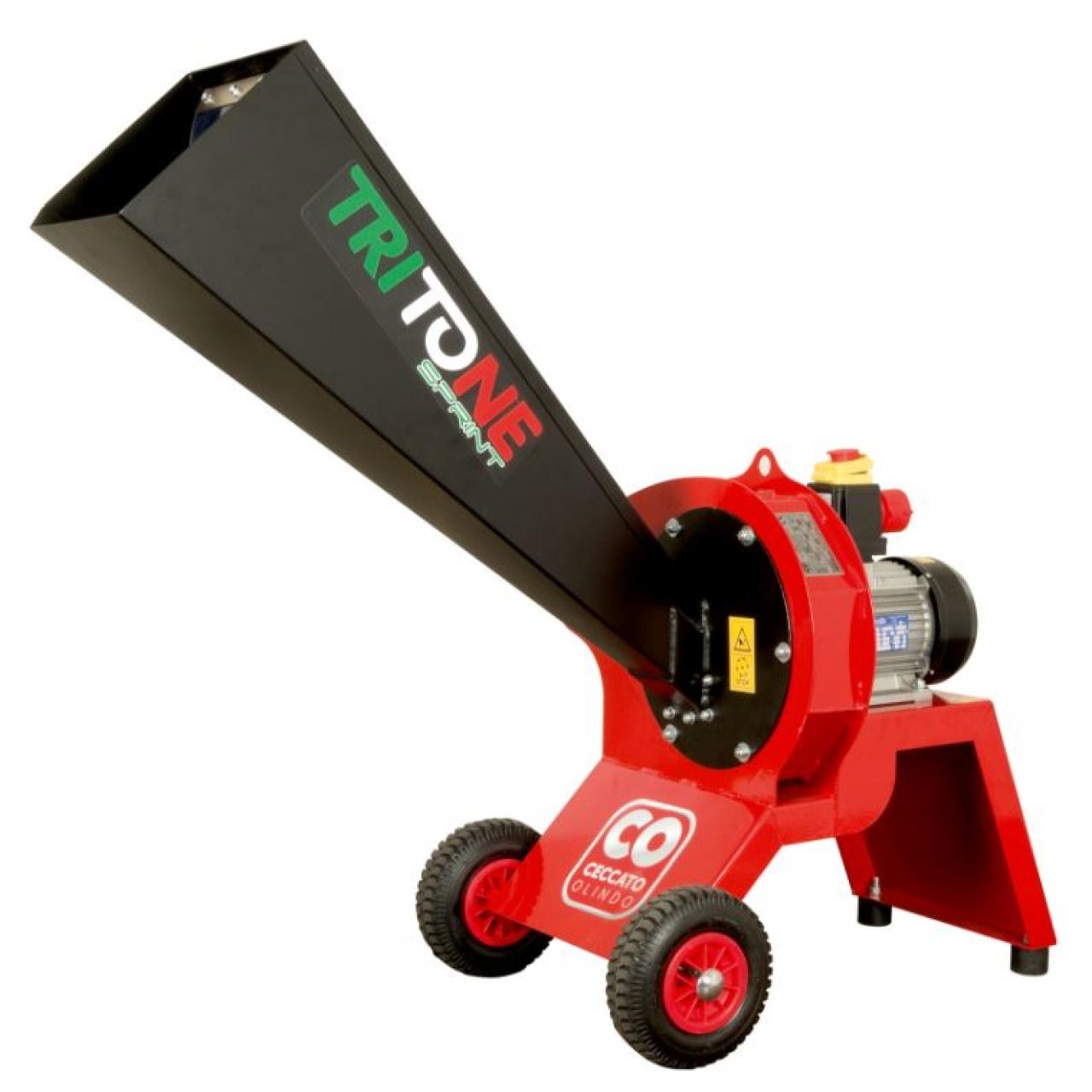 Gartenhäcksler Sprint 400 Volt