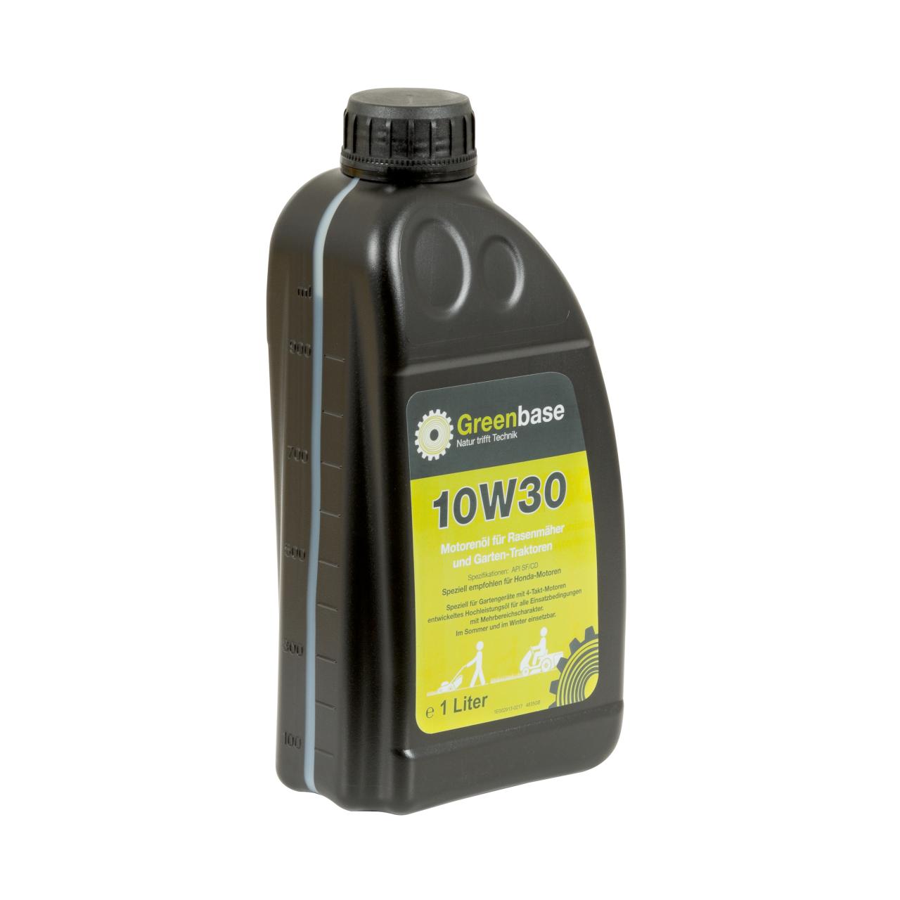 Motorenöl 10W30 Turbo 1 Liter Flasche