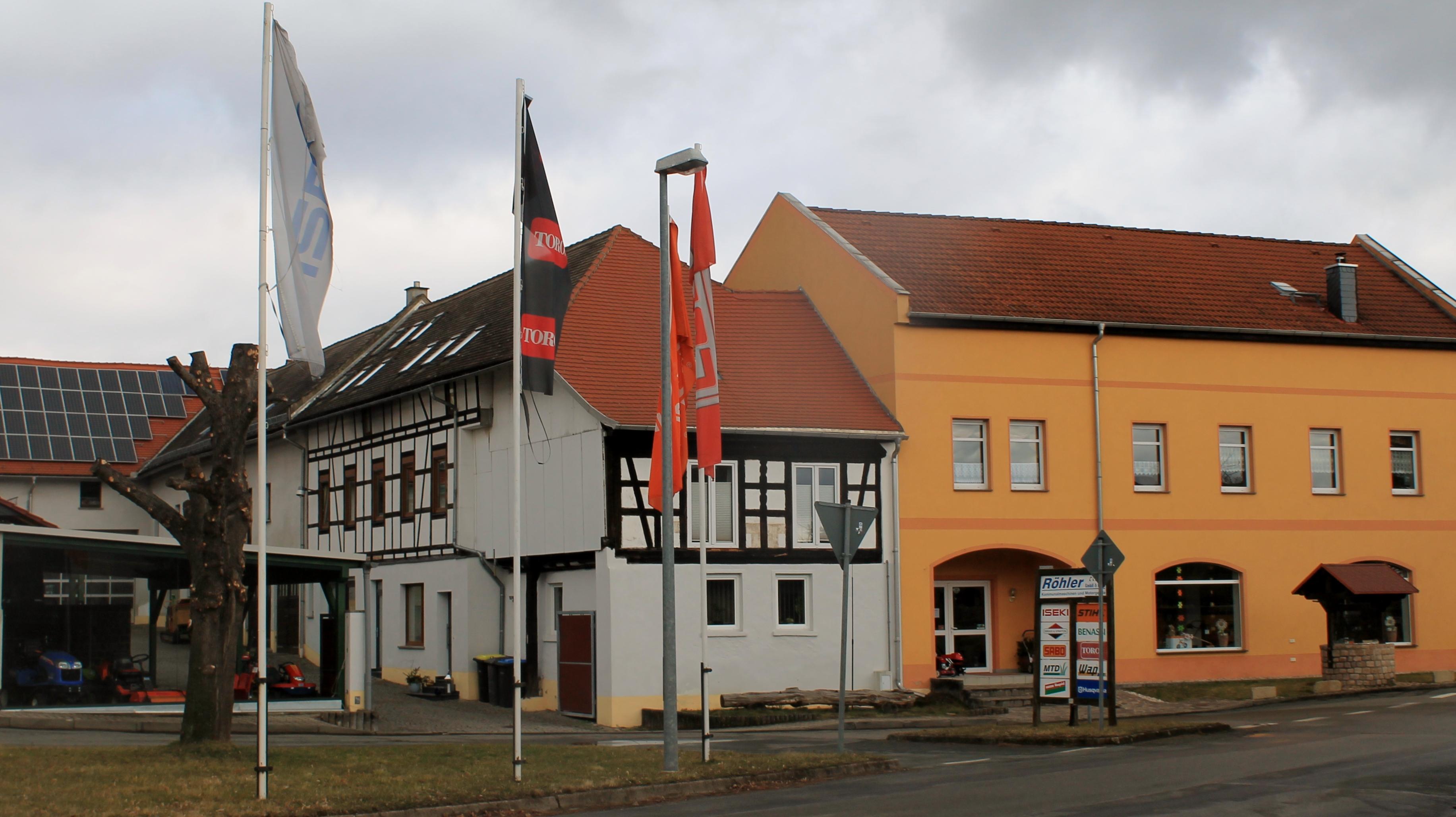 Röhler Kommunalmaschinen und Motorgeräte GmbH & Co. KG