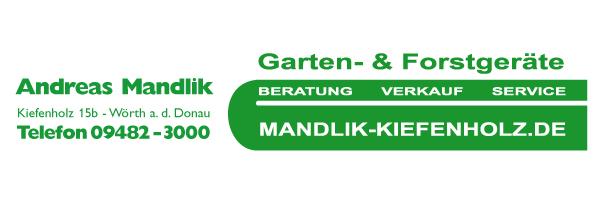 Mandlik Andreas Garten und Forstgeräte