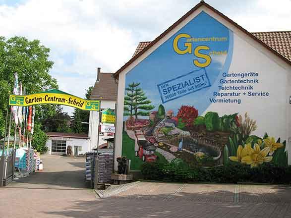 Scheid Gartencentrum