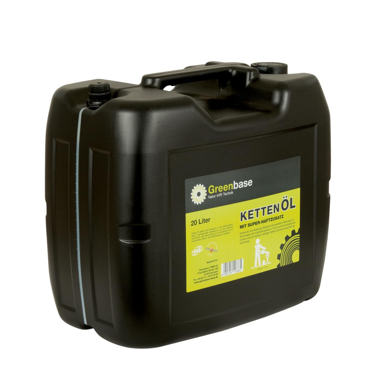 Kettenöl H 20 Liter Kanne