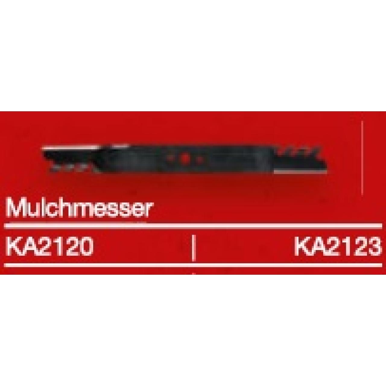 Akku Rasenmäher Messer KA2120