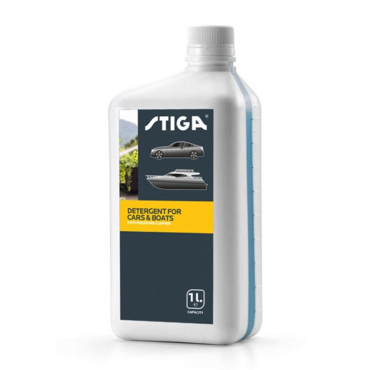 Reinigungsmittel für Autos und Boote