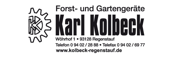 Karl Kolbeck Geräte für Forst und Garten
