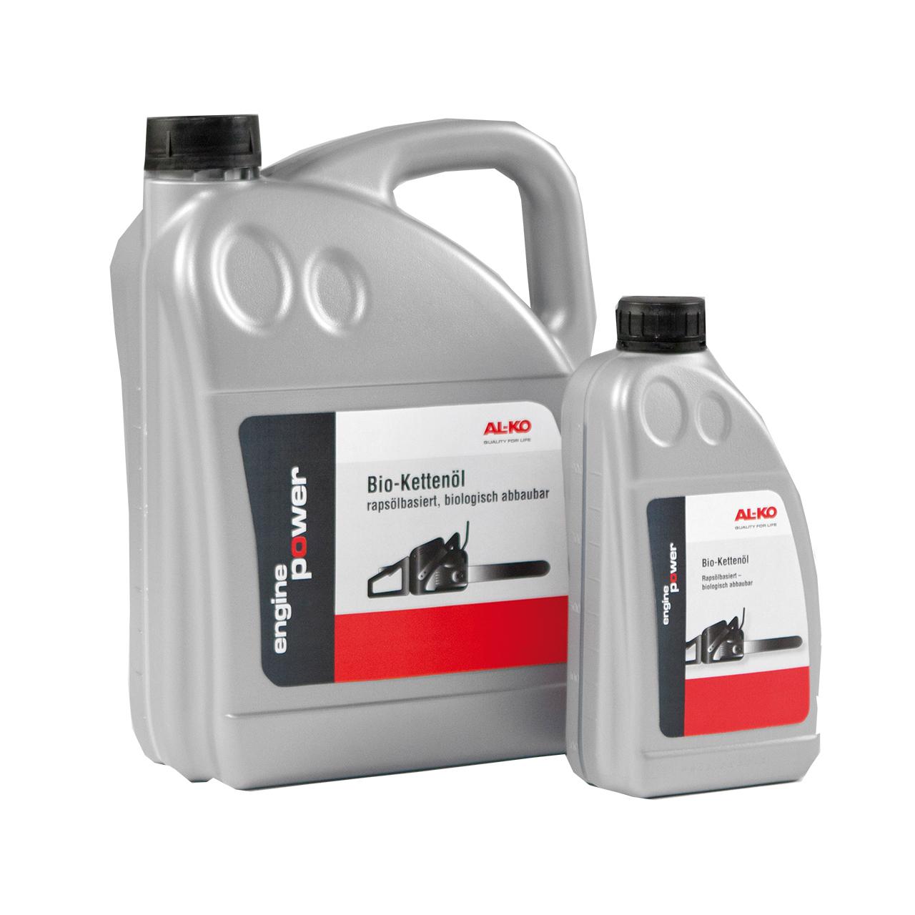 Bio-Kettenöl 1 Liter