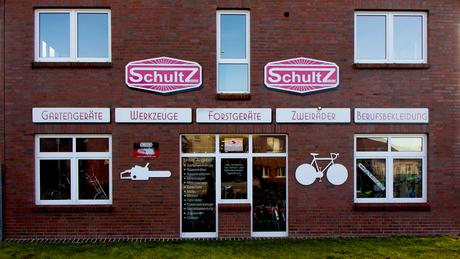 Garten u. Forstgeräte Schultz GmbH 2 Rad u. Berufsbekleidung