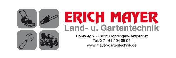 Erich Mayer Land- und Gartentechnik