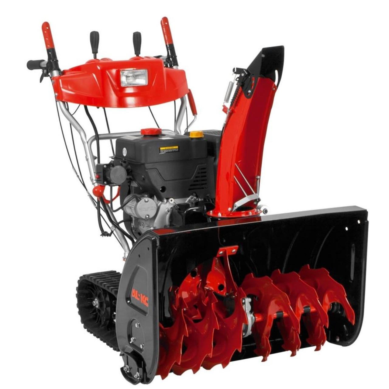 Benzin-Schneefräse Snowline 760 TE