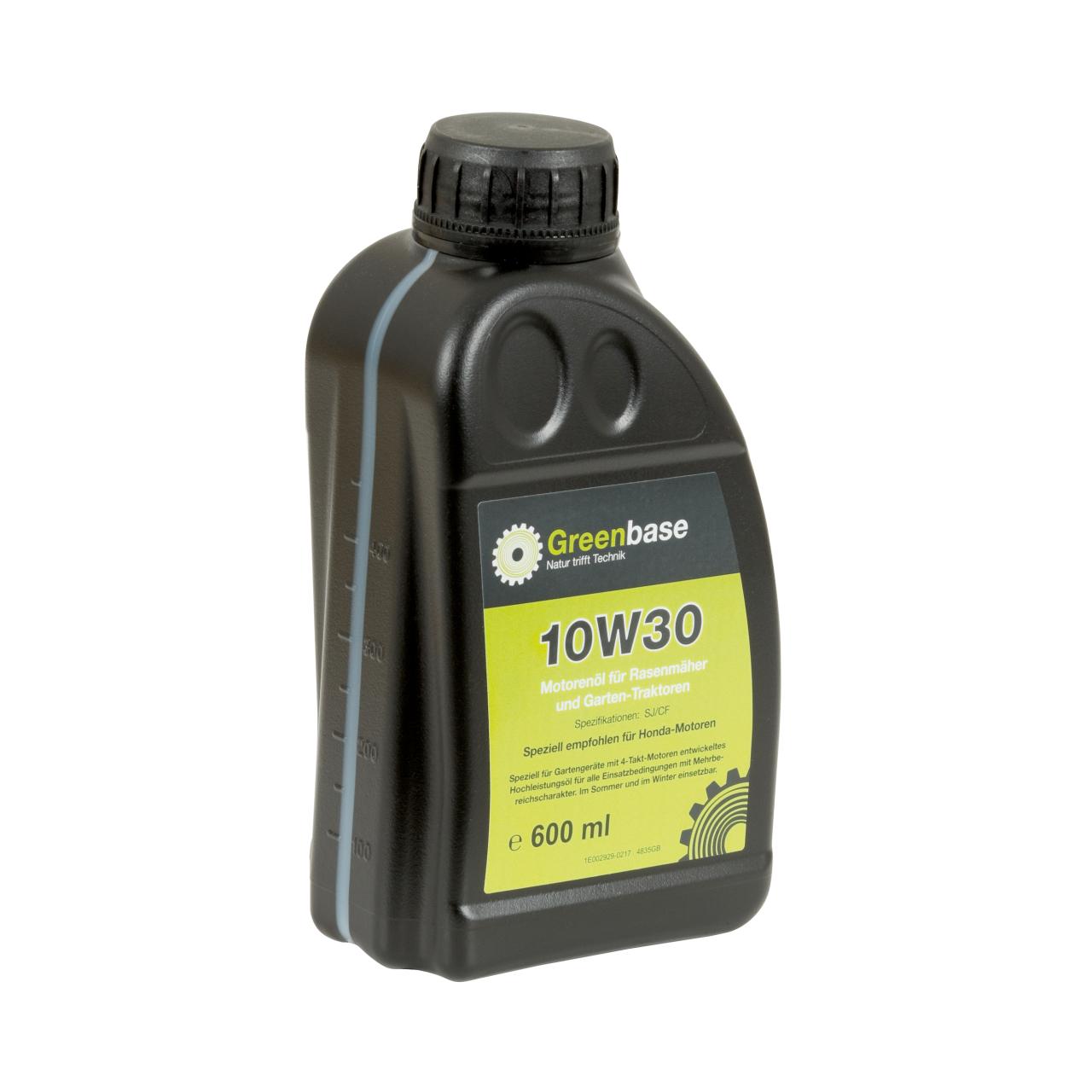 Motorenöl 10W30 Turbo 0,6 LFlasche