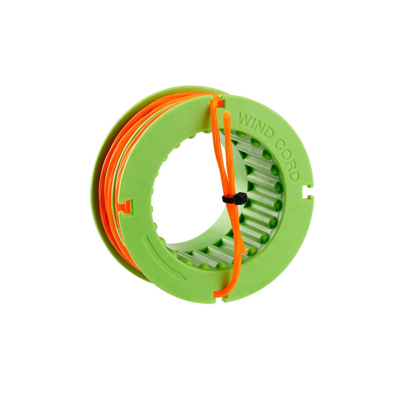 Rasentrimmerspule AS1300 mit 2,4 mm Twist-Faden für ST1500E und BC1500E