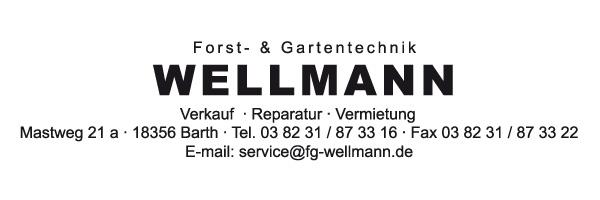 Forst- und Gartentechnik Wellmann