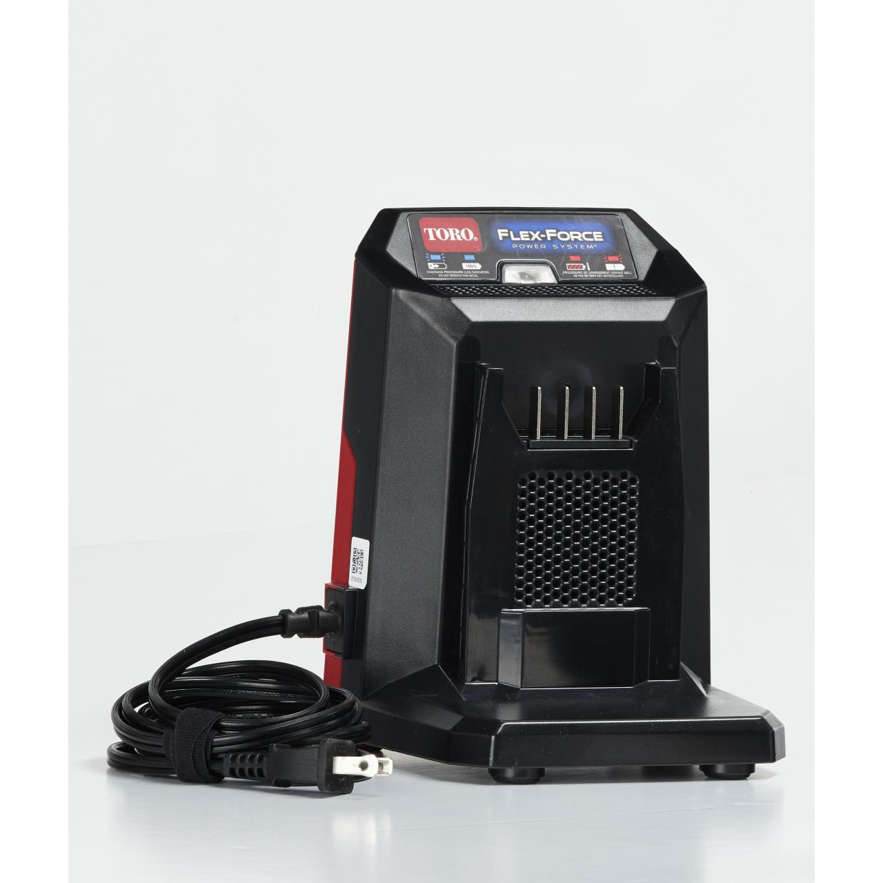 Akku-Schnellladegerät Modell 81805 60 V