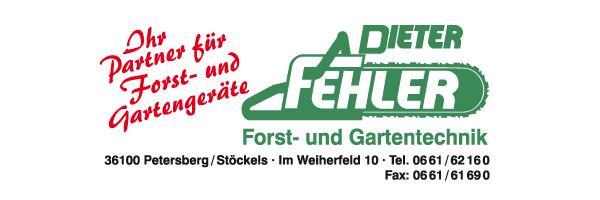 Dieter Fehler - Motorgeräte
