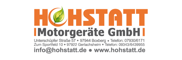 Hohstatt Motorgeräte GmbH Petra Künzig