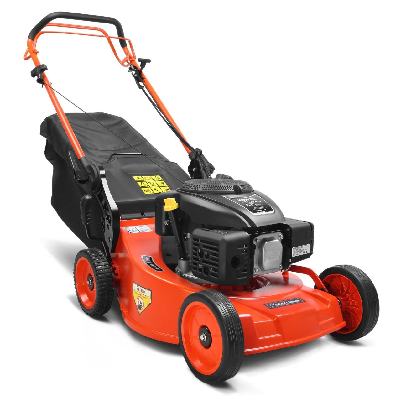 Benzin-Rasenmäher WB 486 SKL AL