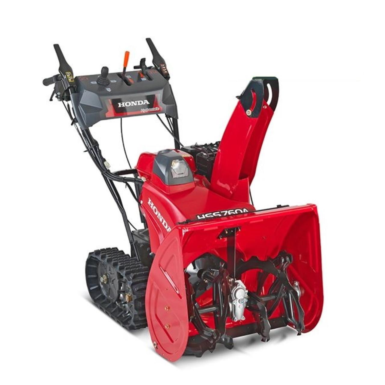 Benzin-Schneefräse HSS 760A T