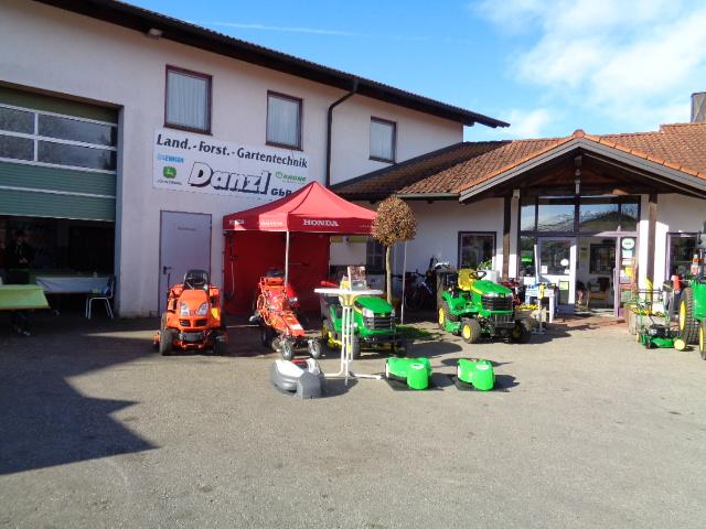 Danzl GbR Land-, Forst-, Gartentechnik