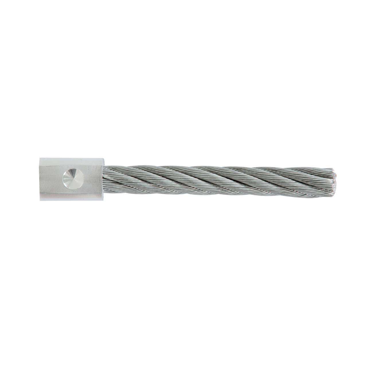 Borstensatz Stahl (10 Stück)
