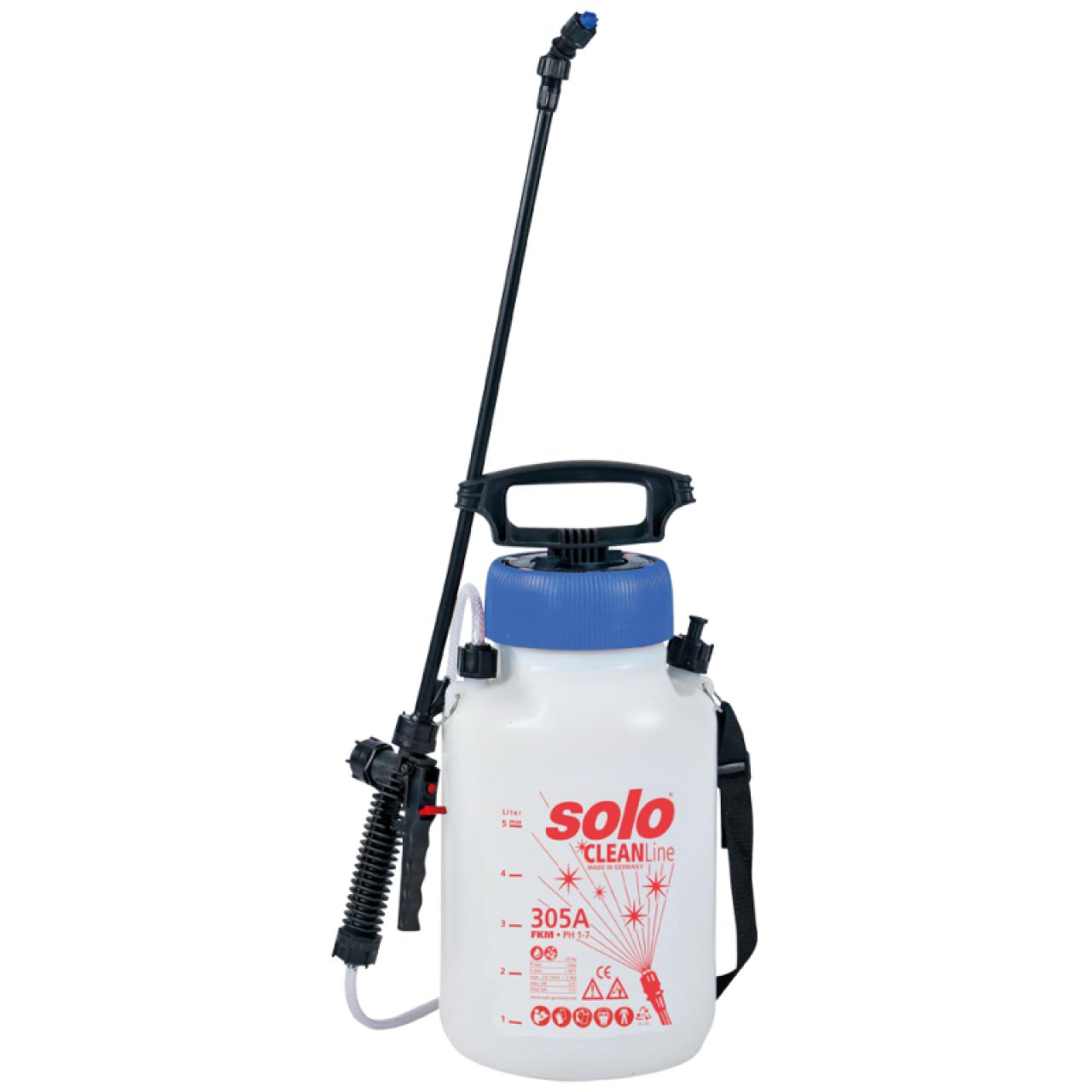 Druckspritze 305 A Cleaner, 5,0 L Füllmenge