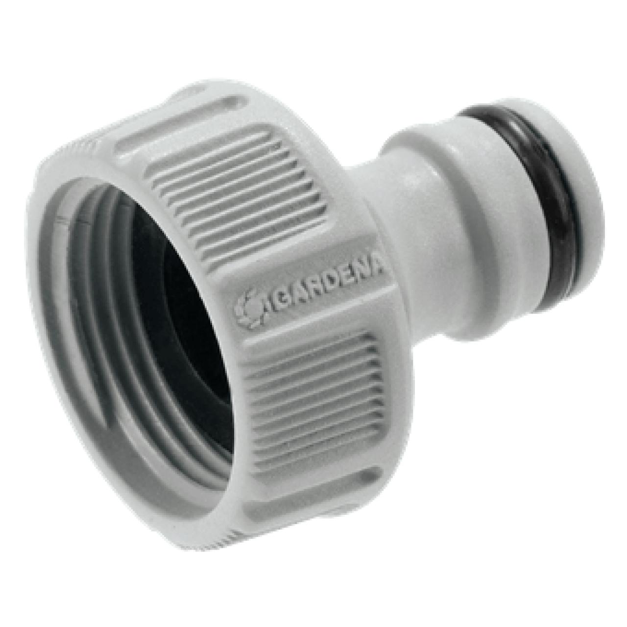 """Hahnverbinder 26,5mm (G 3/4""""), verpackt"""