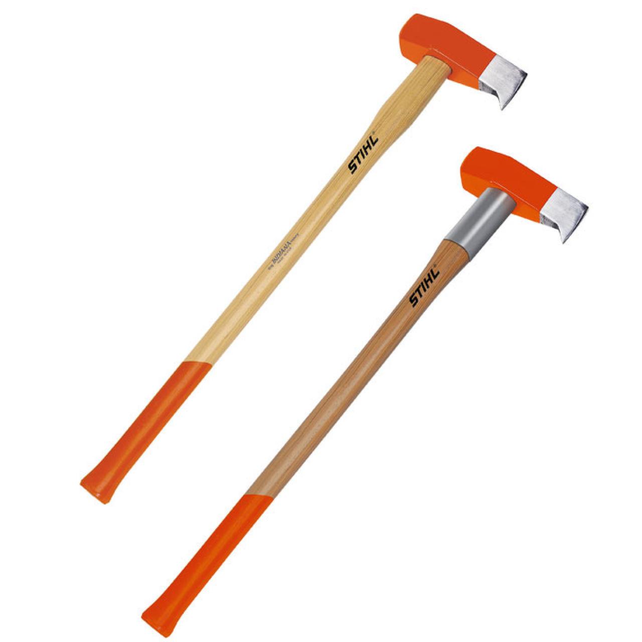 Spalthammer 3.300 g mit Schlagschutzhülse