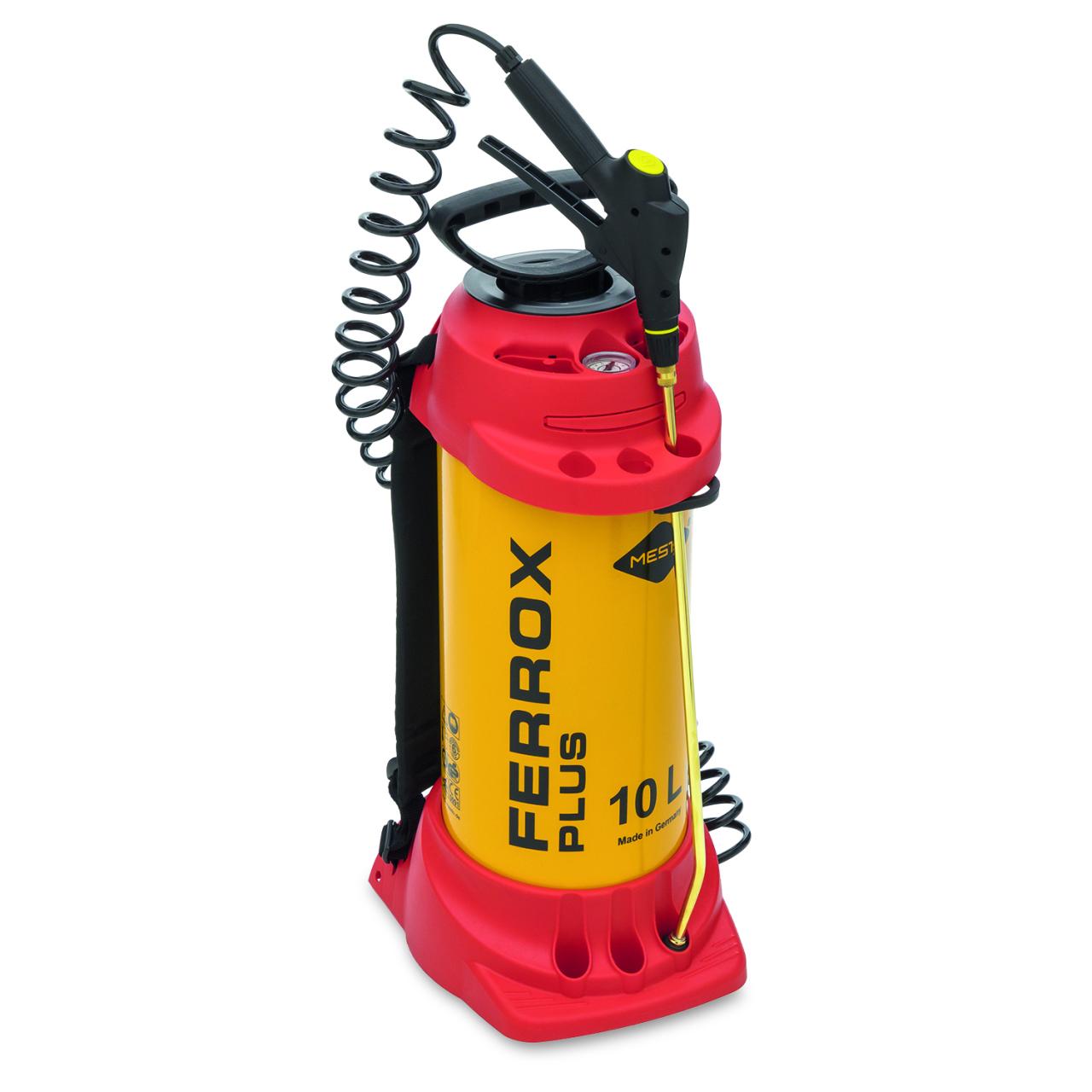 Hochdrucksprühgerät FERROX PLUS 10,0L mit zusätzlichem Füllventil FPM 3585F
