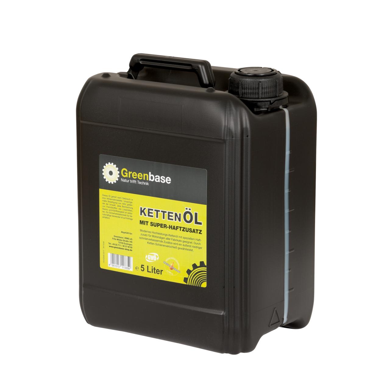 Kettenöl H 5 Liter Kanne