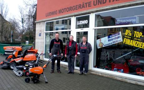 Zweirad und Motorgeräte Roland Ludwig
