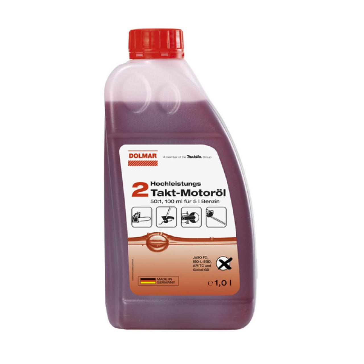 Hochleistungs-2-Takt-Motoröl 100 ml