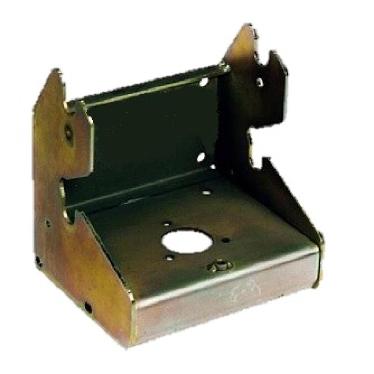 Rasentraktor-Schnellwechsler ohne Antrieb