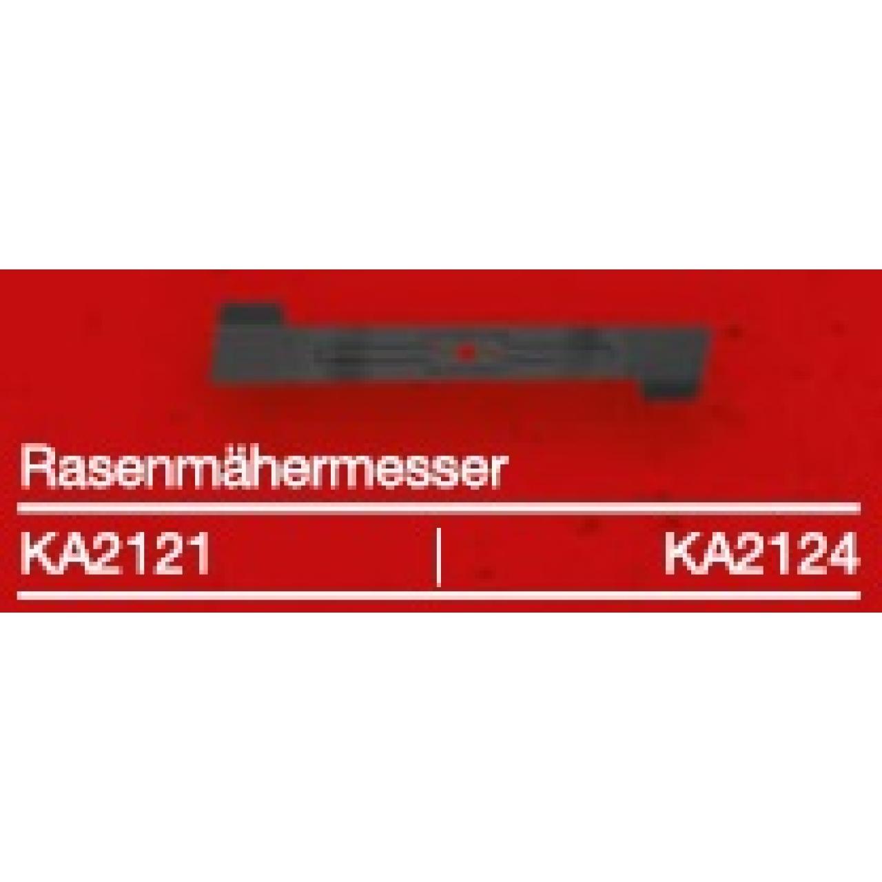 Akku Rasenmäher Messer KA2124