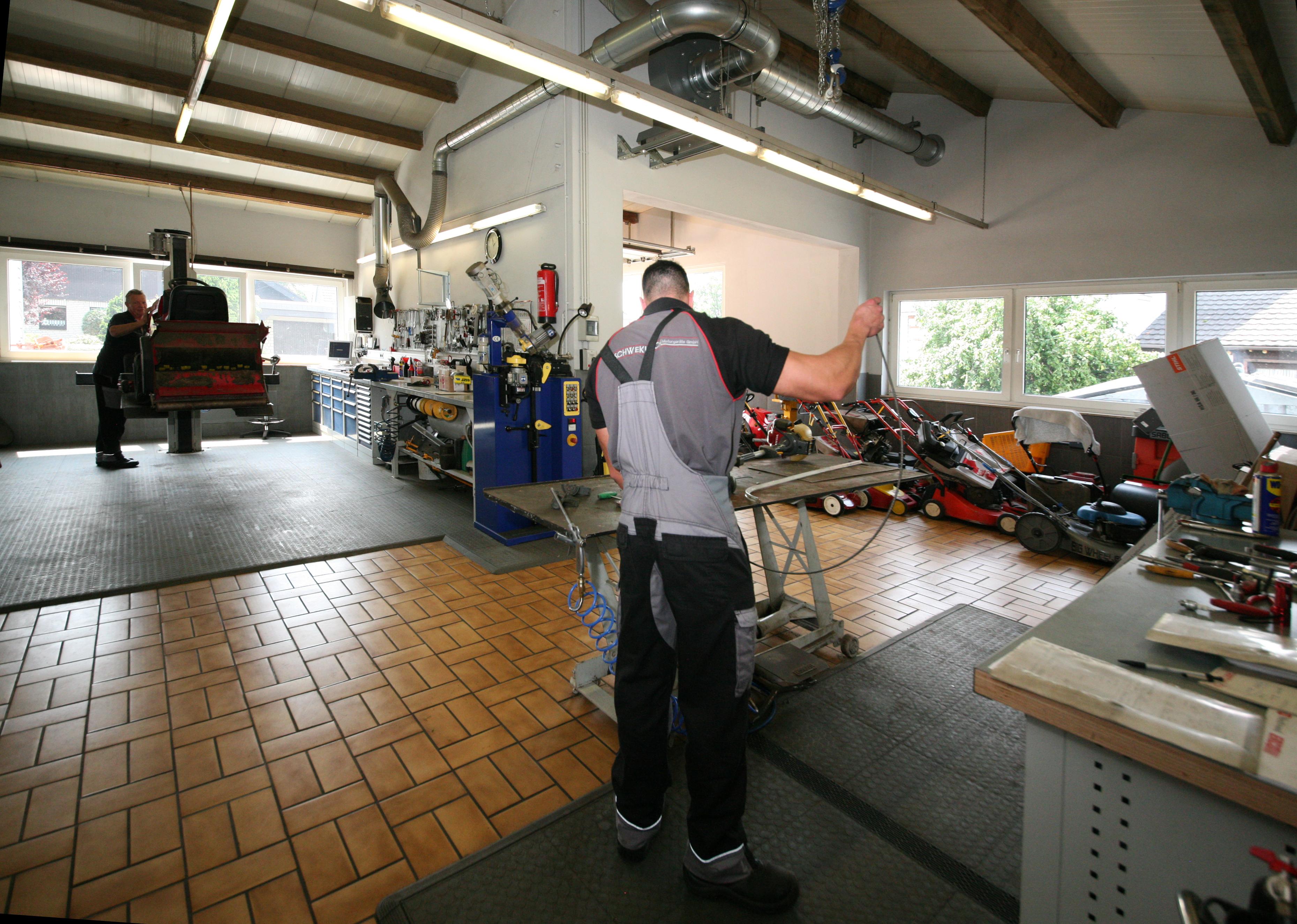 Schwekutsch GmbH Motorgeräte