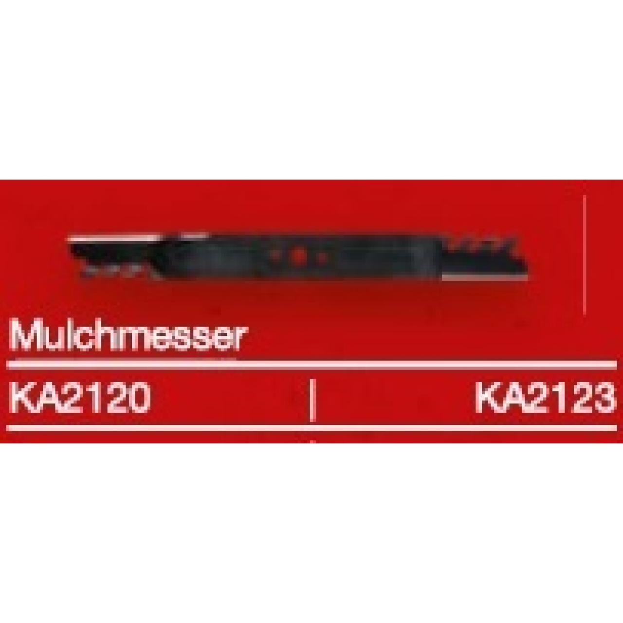 Akku Rasenmäher Messer KA2123