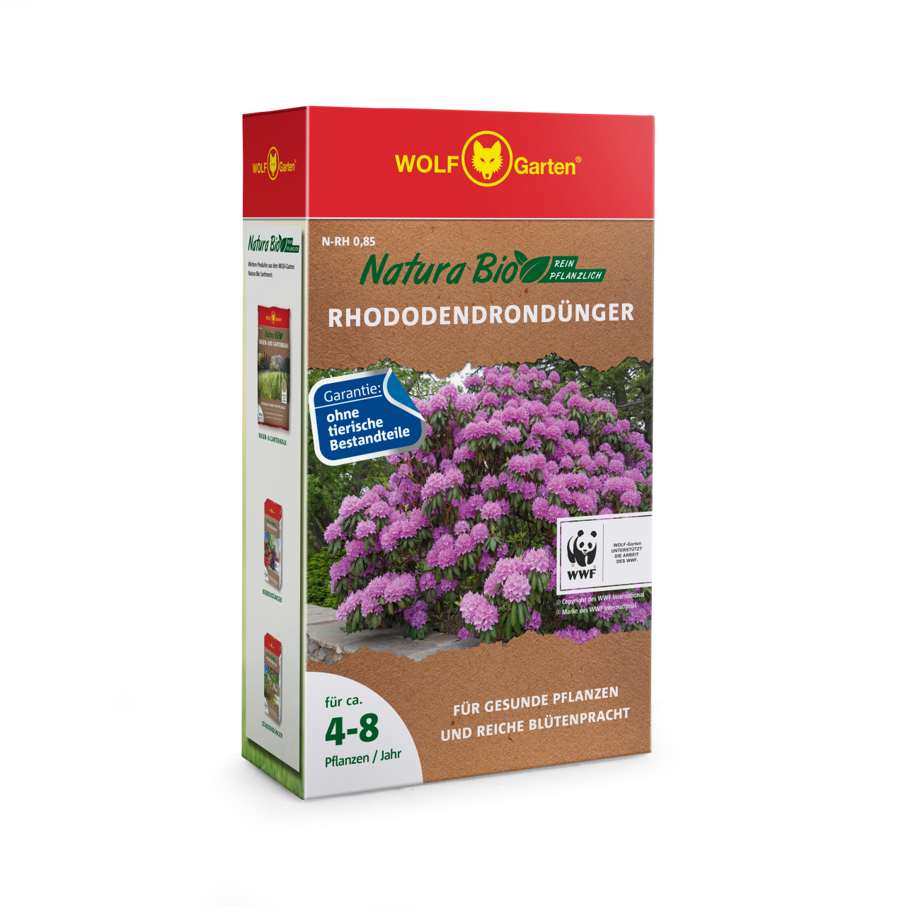 Natura Bio Rasendünger N-RH 0,85 D/A