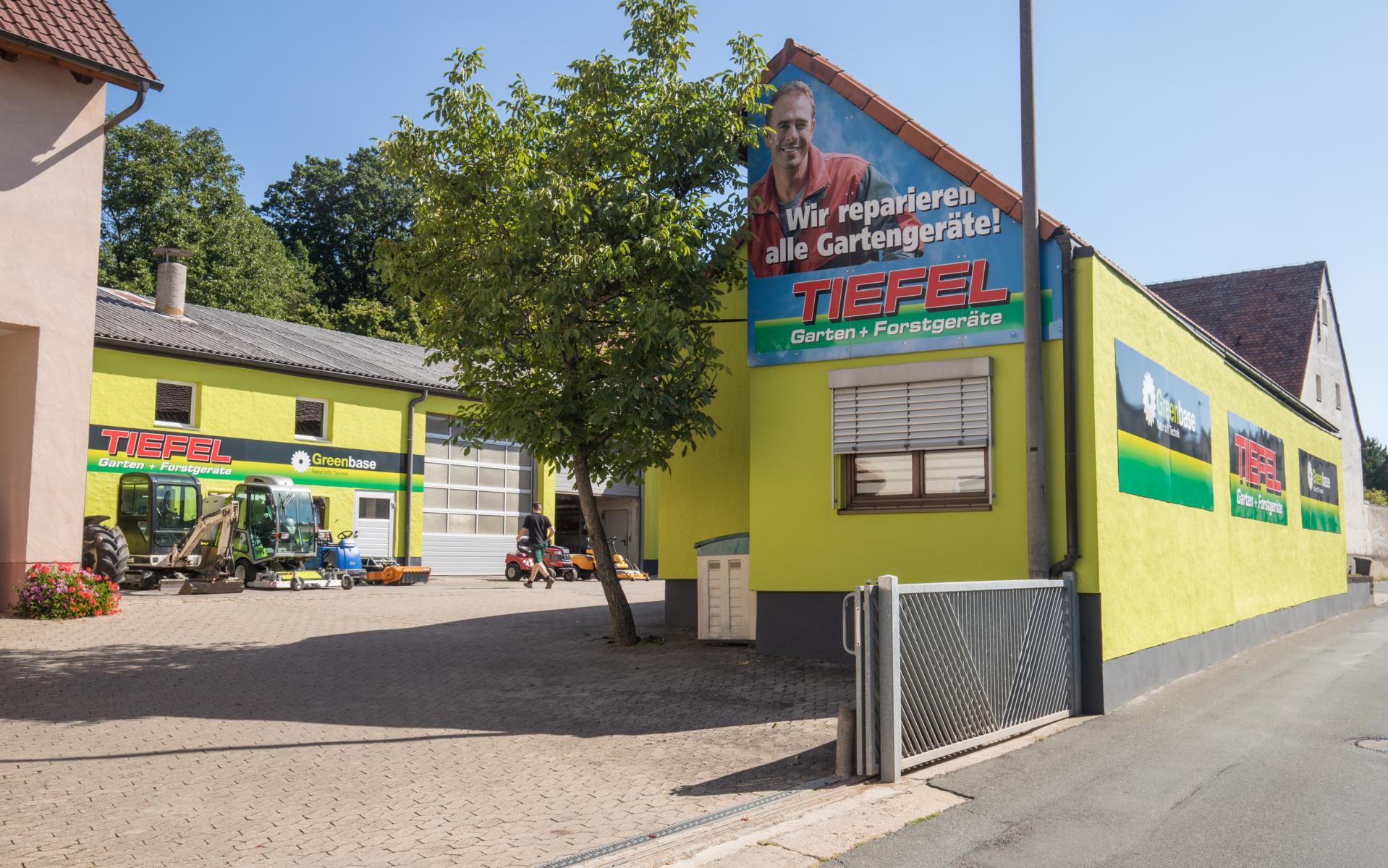 Tiefel Garten- und Forstgeräte GmbH