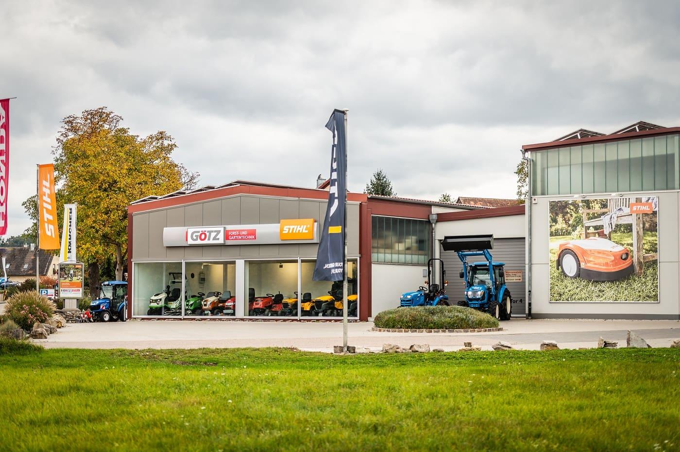 Götz GmbH - Motorgeräte