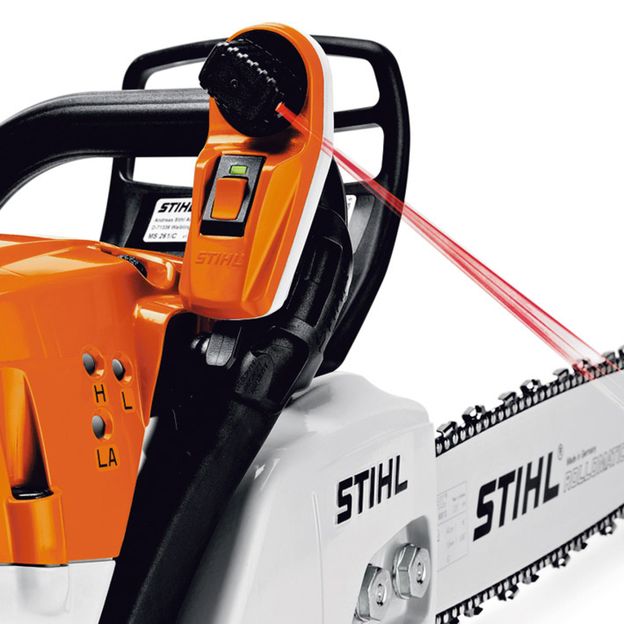 Halter 1121 für STIHL Laser 2-in-1