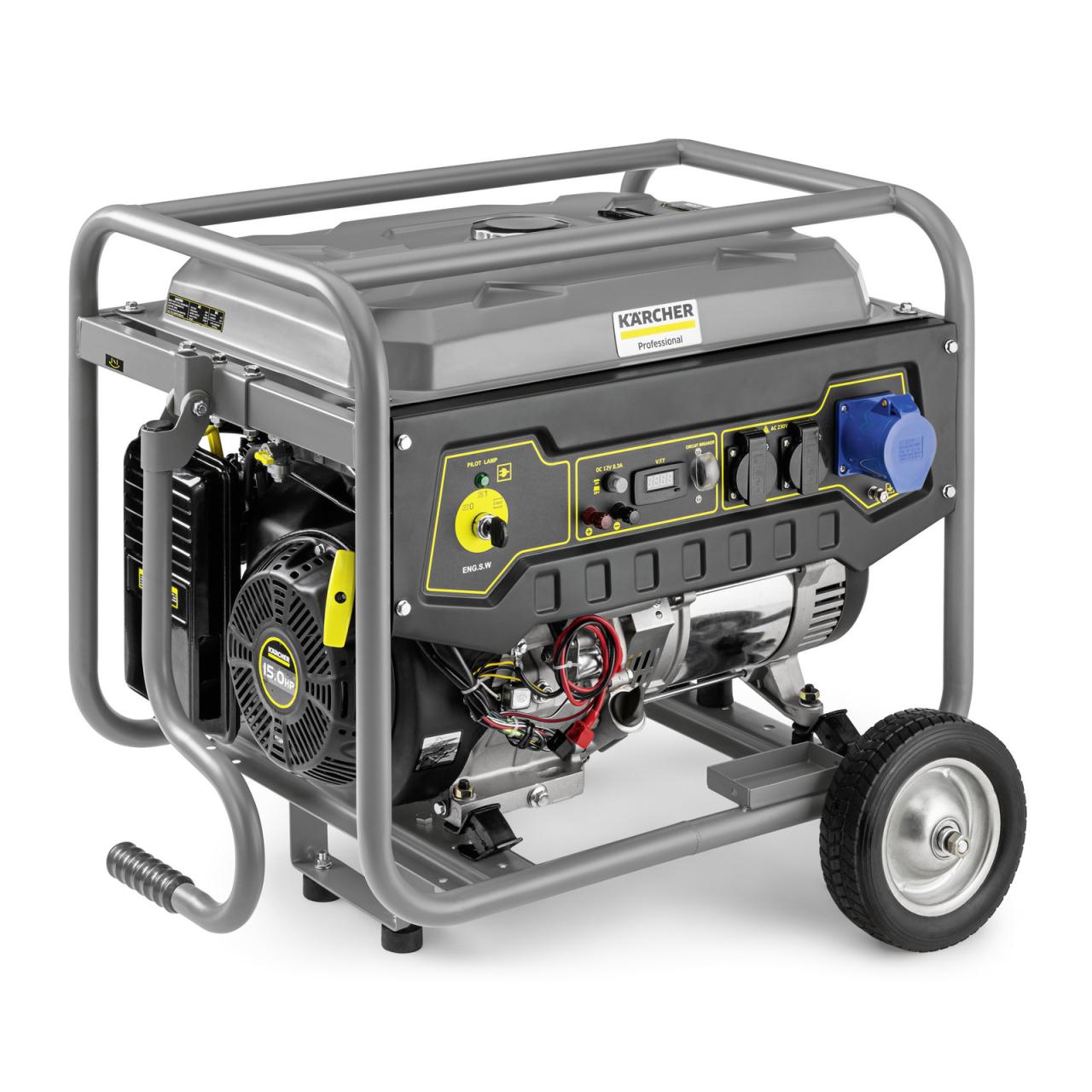 Stromerzeuger PGG 6/1