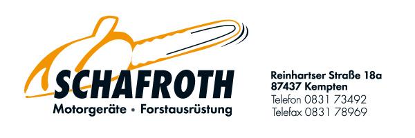 Schafroth Motorgeräte / Werner Schafroth