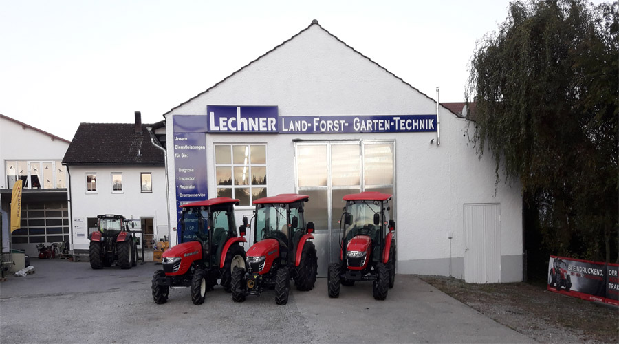 Lechner Franz / Land- Forst- Garten-Technik
