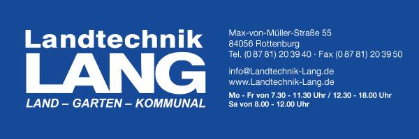 Landtechnik Lang