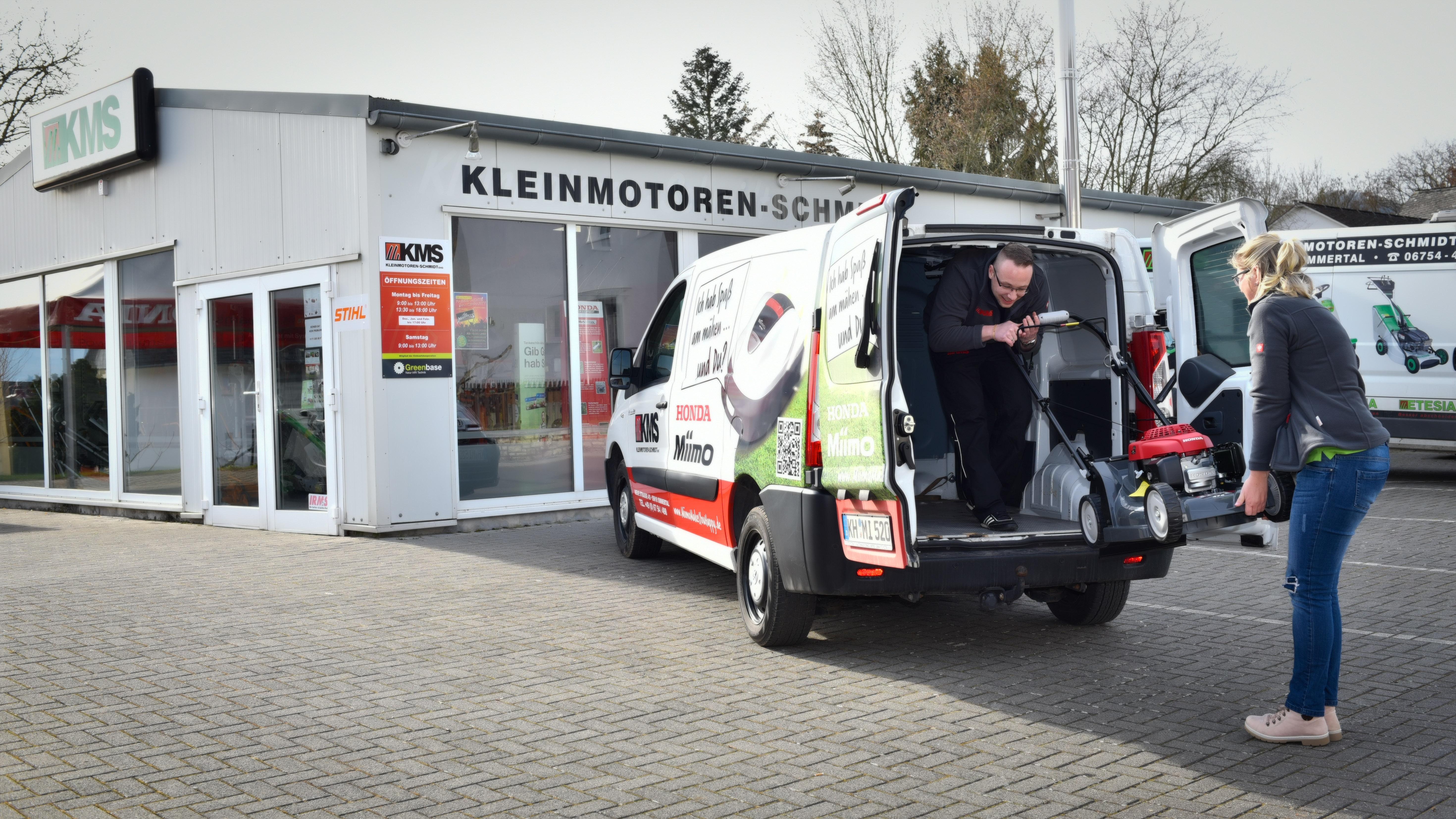Kleinmotoren-Schmidt OHG