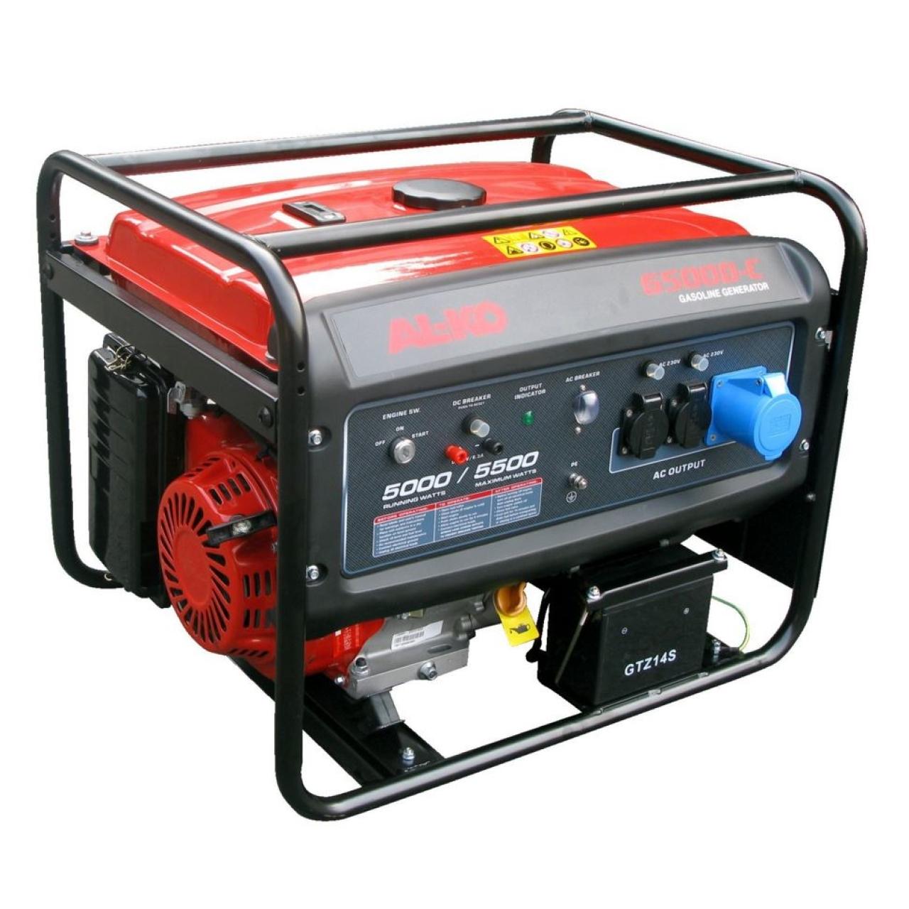 Stromerzeuger 6500-C