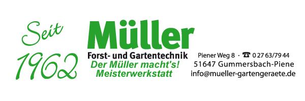 Müller Wolfgang Forst und Gartentechnik